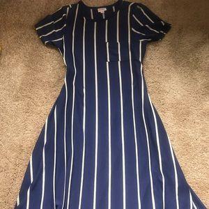 XS LuLaRoe Carly Dress